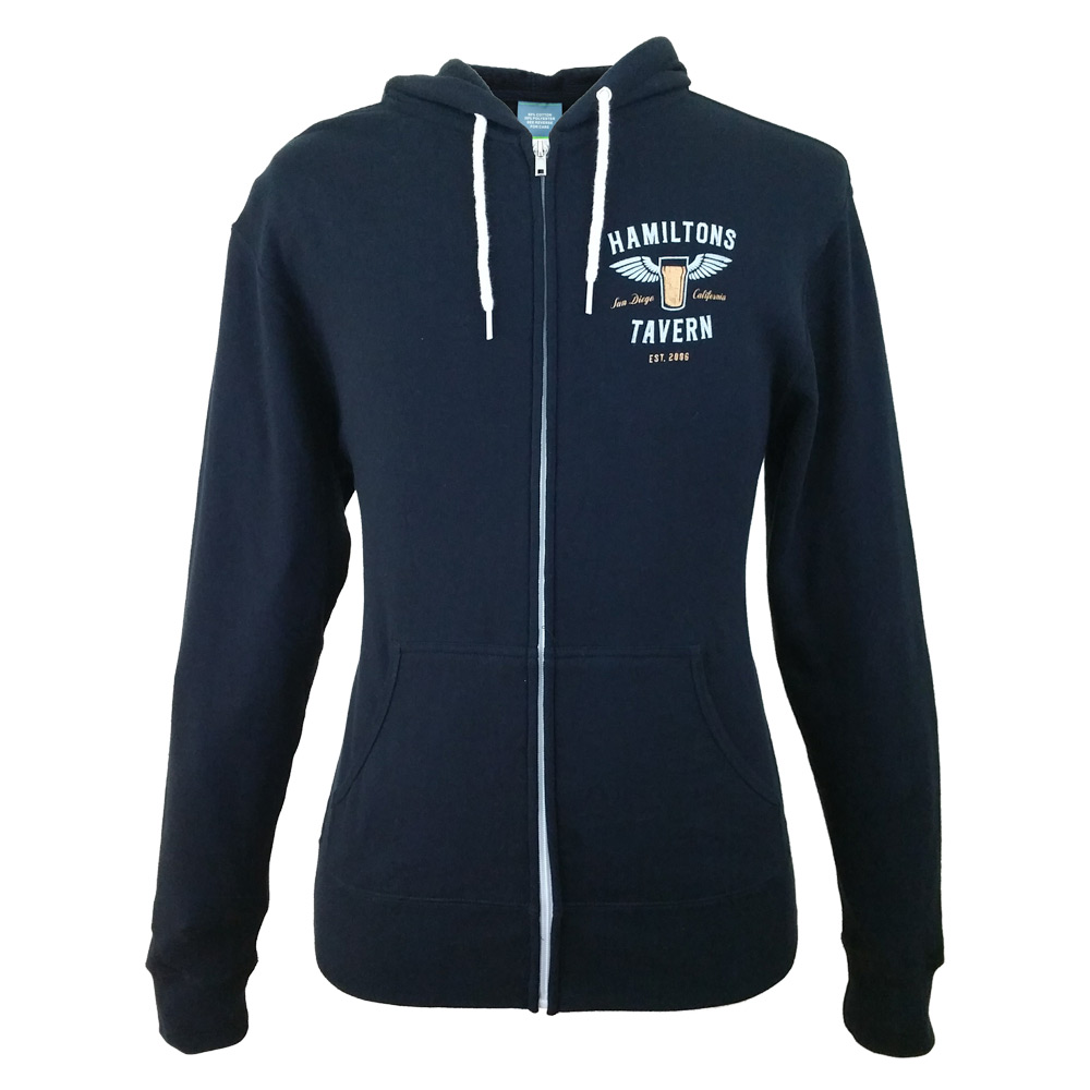 Hamilton's Tavern Men's Wings Hoodie